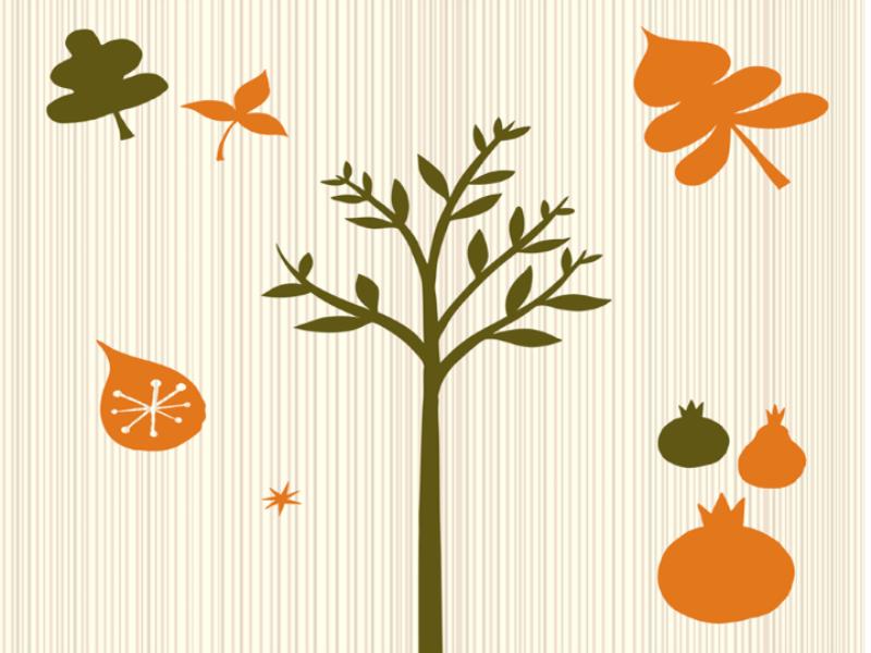 Thème automne - Concept beige