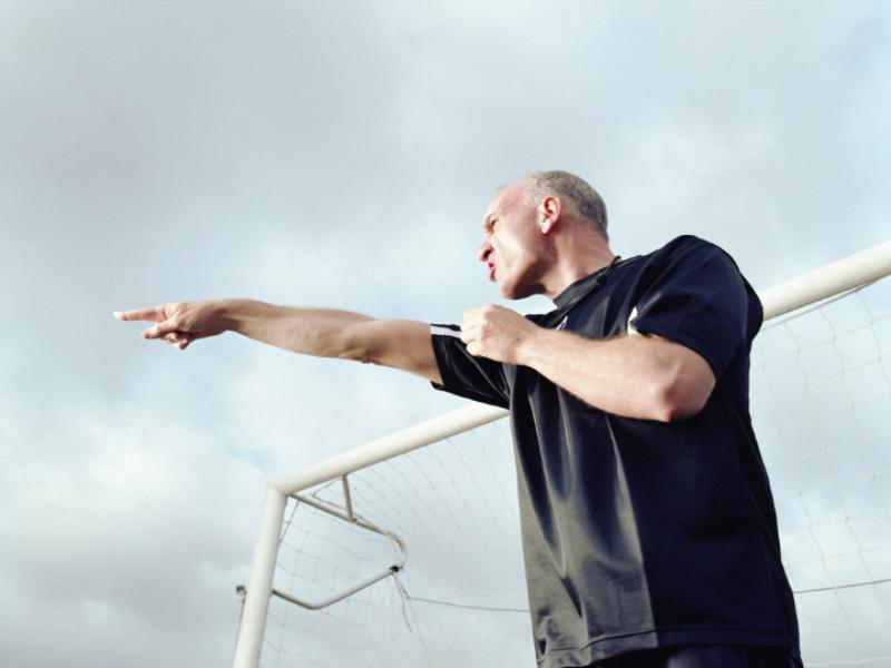 Thème foot - Arbitre