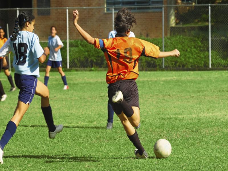 Thème foot - Match école