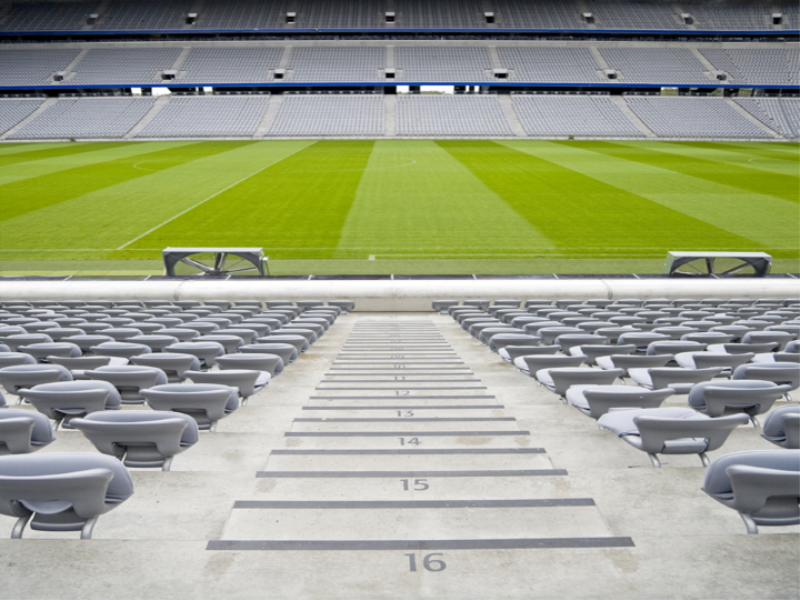 Thème foot - Stade