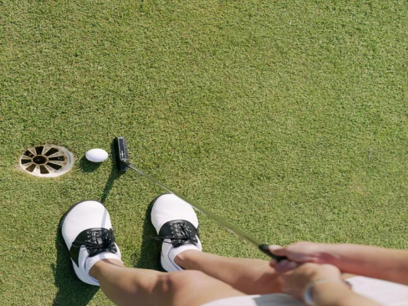 Thème golf - Trou