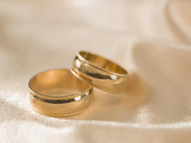Thème mariage - Alliances