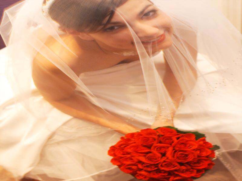 Thème mariage - Bouquet de la mariée