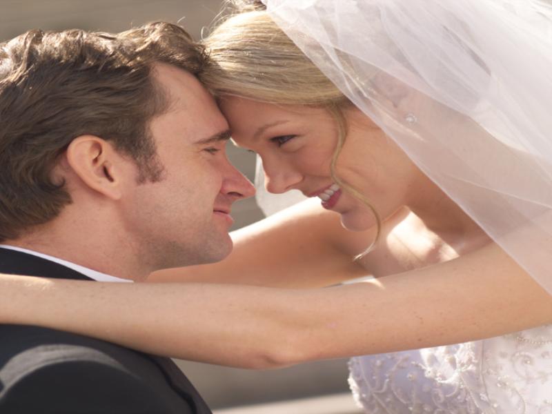 Thème mariage - Les mariés