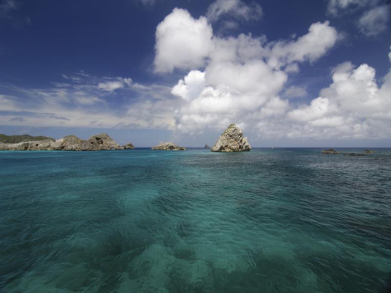 Thème mer - Eau turquoise