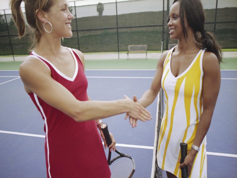 Thème tennis - Adversaire