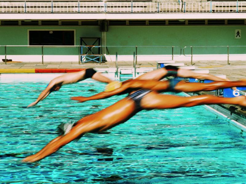Thème natation - Plongeon