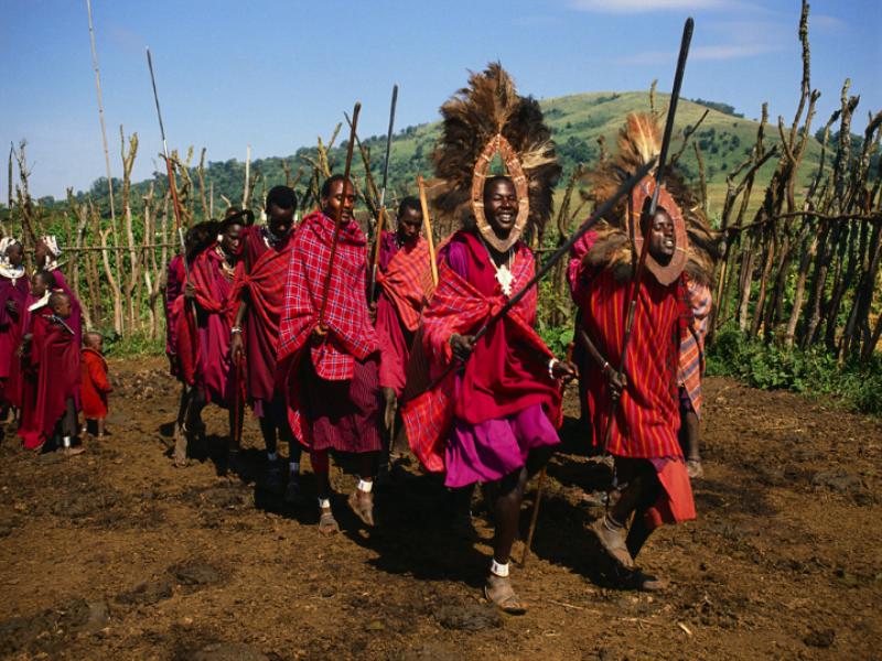 Thème danse - Tribal