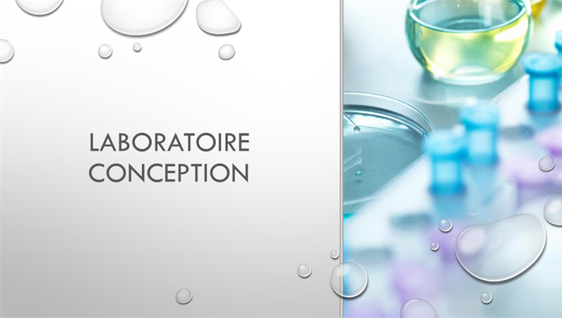 Conception Droplet Laboratory