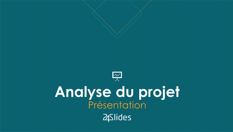 Analyse de projet, des 24Slides