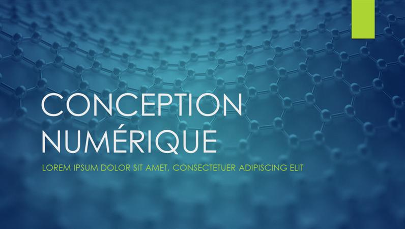 Conception digital