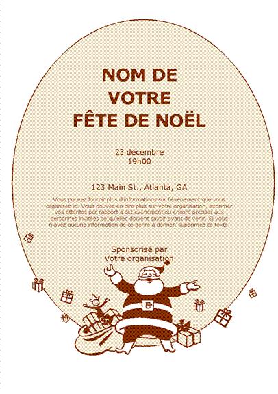 Prospectus Père Noël