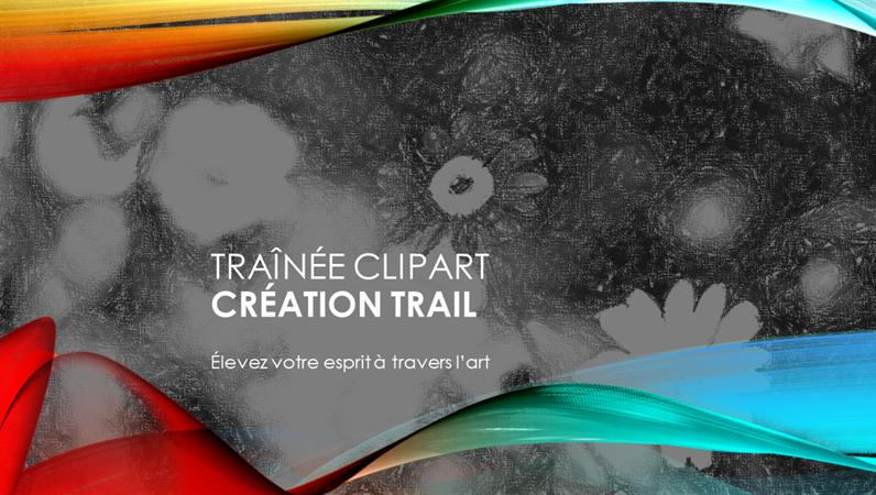 Conception Art Vapor Trail design