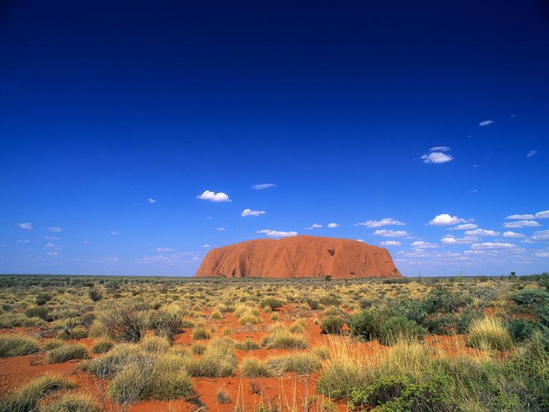 Thème désert - Australie