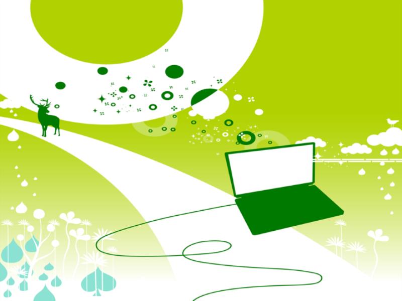 Thème écologie - Green computing