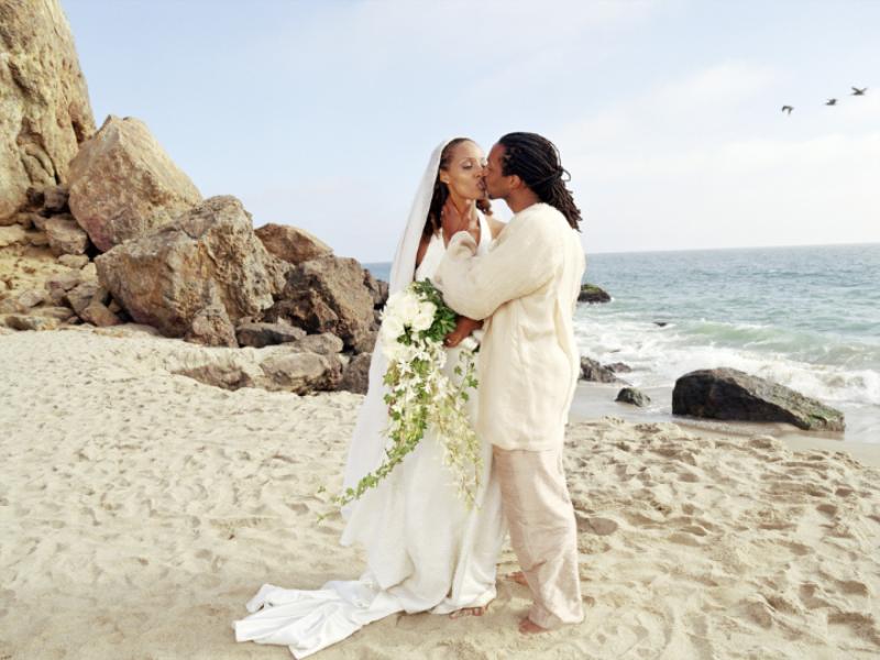 Thème mariage - Mariage sur la plage