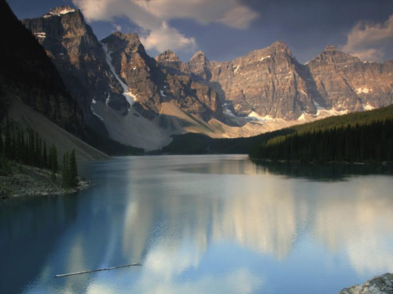 Thème montagne - Lac