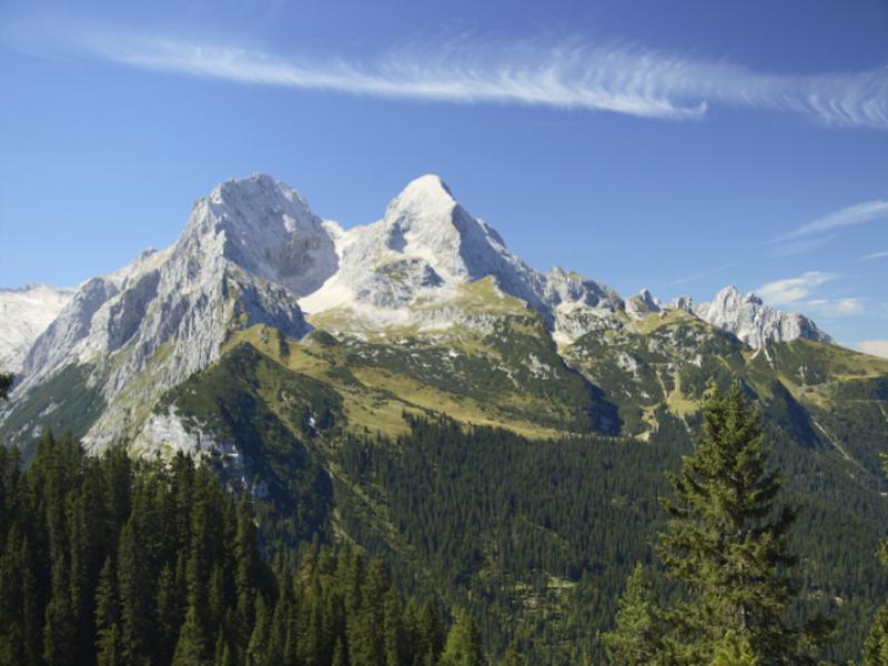 Thème montagne - Pics