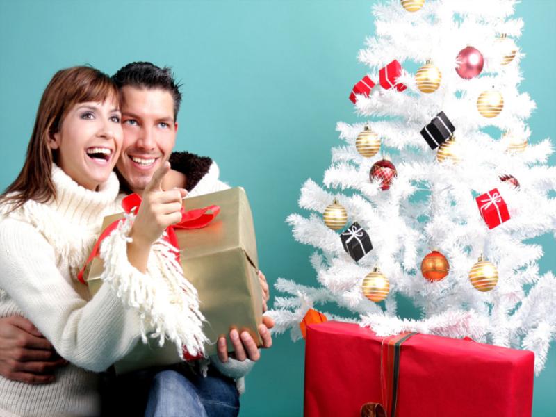 Thème noel - Cadeaux rires