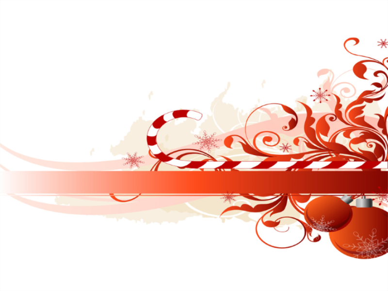 Thème noel - Concept rouge et blanc