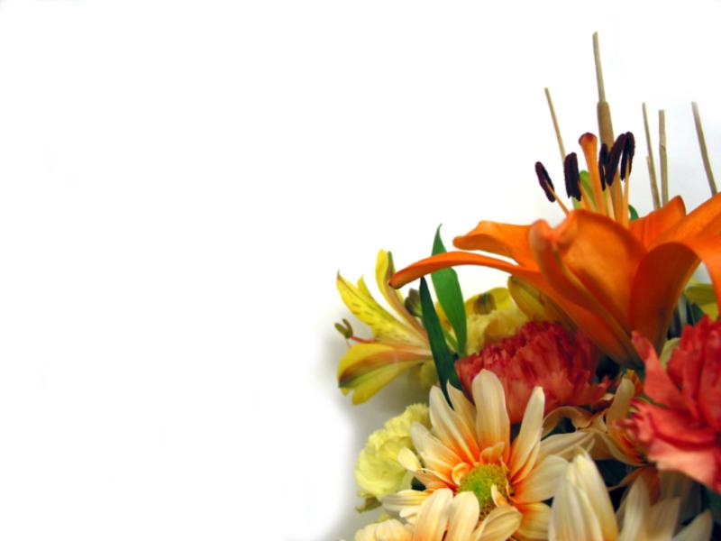 Thème Saint Valentin - Bouquet mélangé