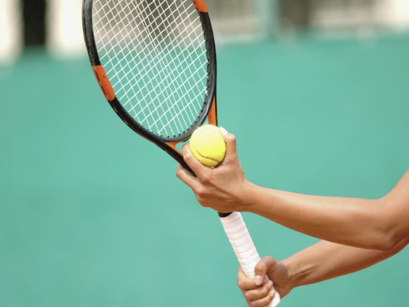 Thème tennis - Service