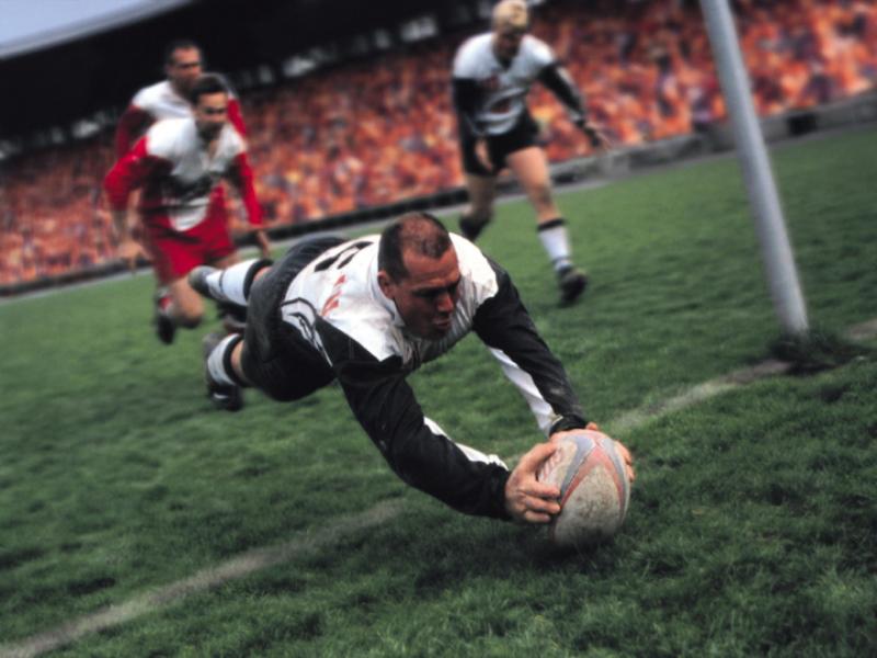 Thème rugby - Essai