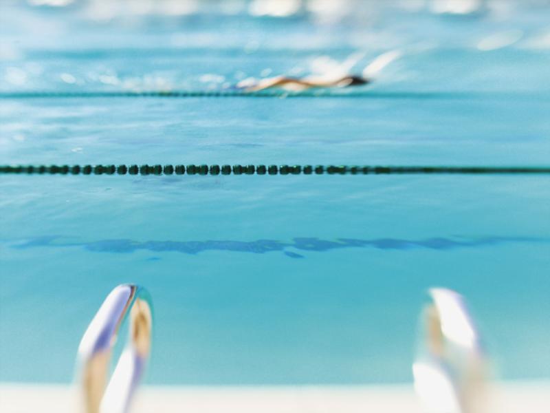 Thème natation - Couloir de nage