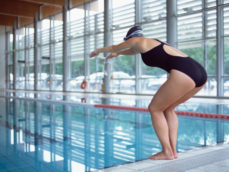 Thème natation - Pret à l'action
