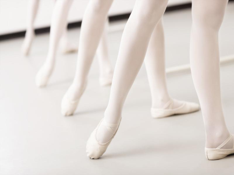 Thème danse - Pointe