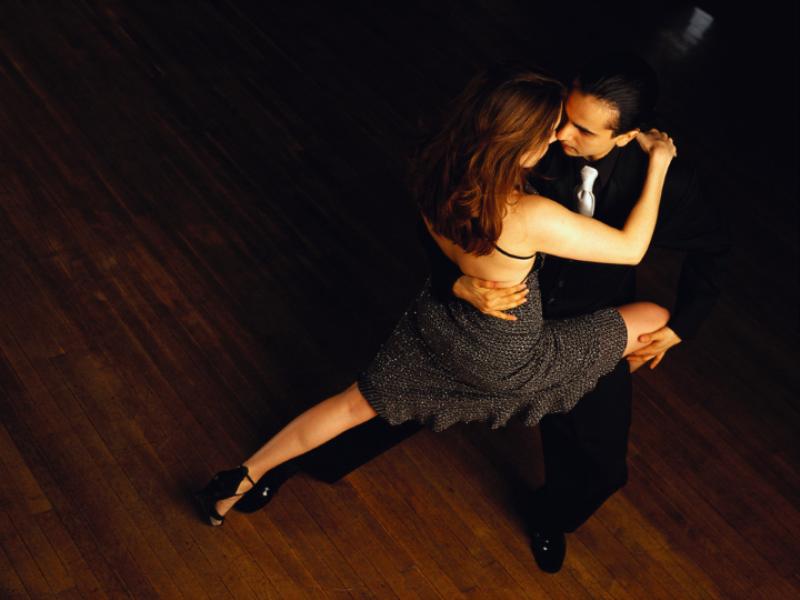 Thème danse - Tango
