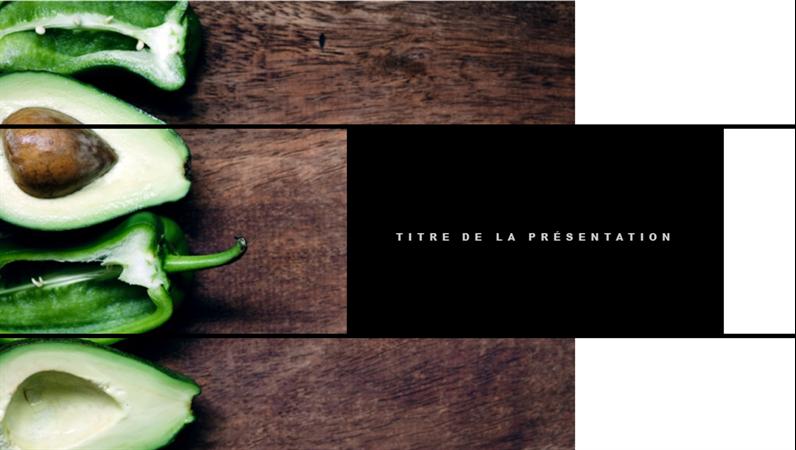Planche de tendances pour la décoration intérieure