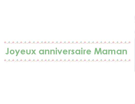 Bannière Joyeux anniversaire (prénom)