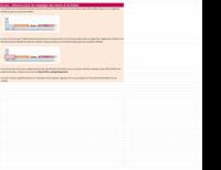 Access2010: classeur de référence pour les mappages des menus et du Ruban