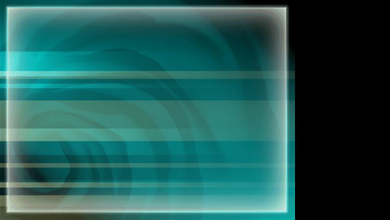 תבנית עיצוב מערה כחולה-ירוקה