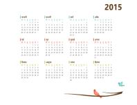 2015 कैलेंडर