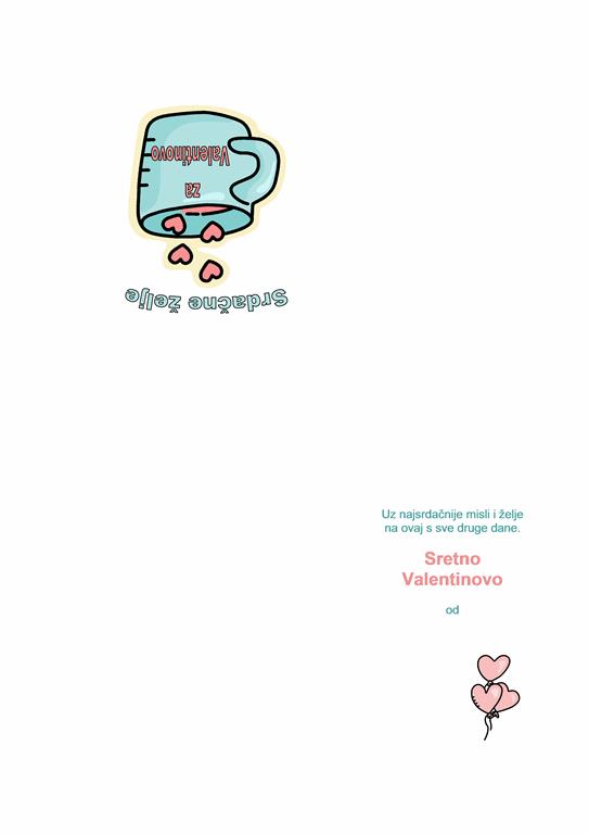 Čestitka povodom Valentinova