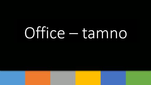 Tamni Office 1