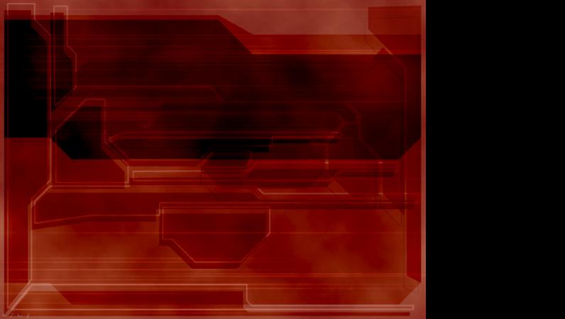 Predložak dizajna Tamno sklopovlje