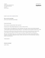 Zaglavlje pisma (klasični dizajn)
