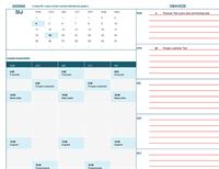 Studentski kalendar (ponedjeljak)
