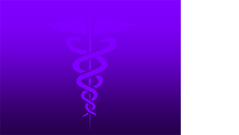 Orvosi témájú sablon