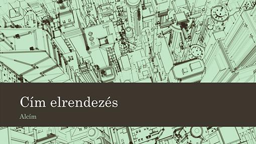Városképes üzleti bemutató (szélesvásznú)