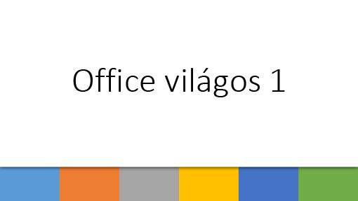 Office világos 1