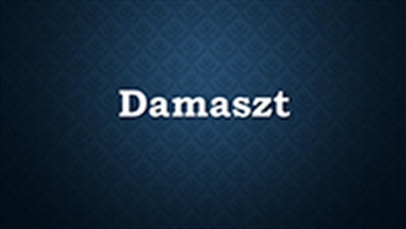Damaszt
