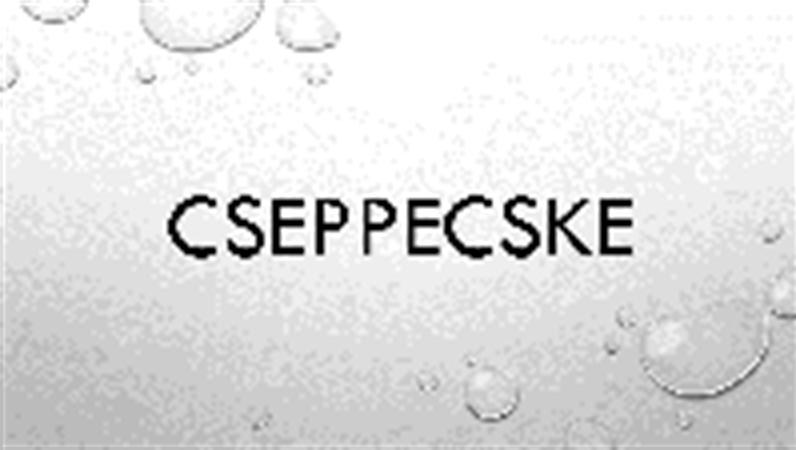Cseppecske