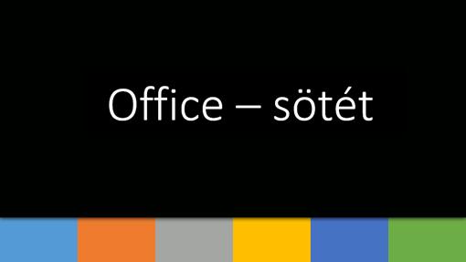 Office sötét 1