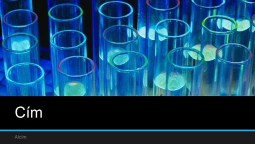 Bemutató iskolai laboratóriumi kiselőadáshoz (szélesvásznú)