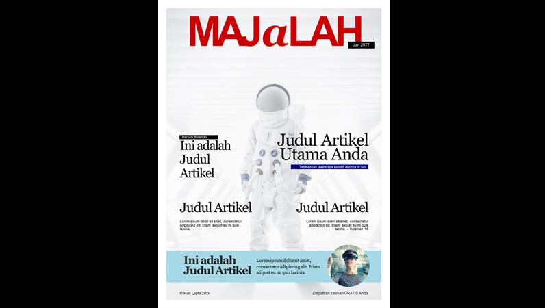 Sampul majalah