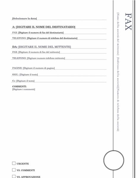 Fax (tema Loggia)